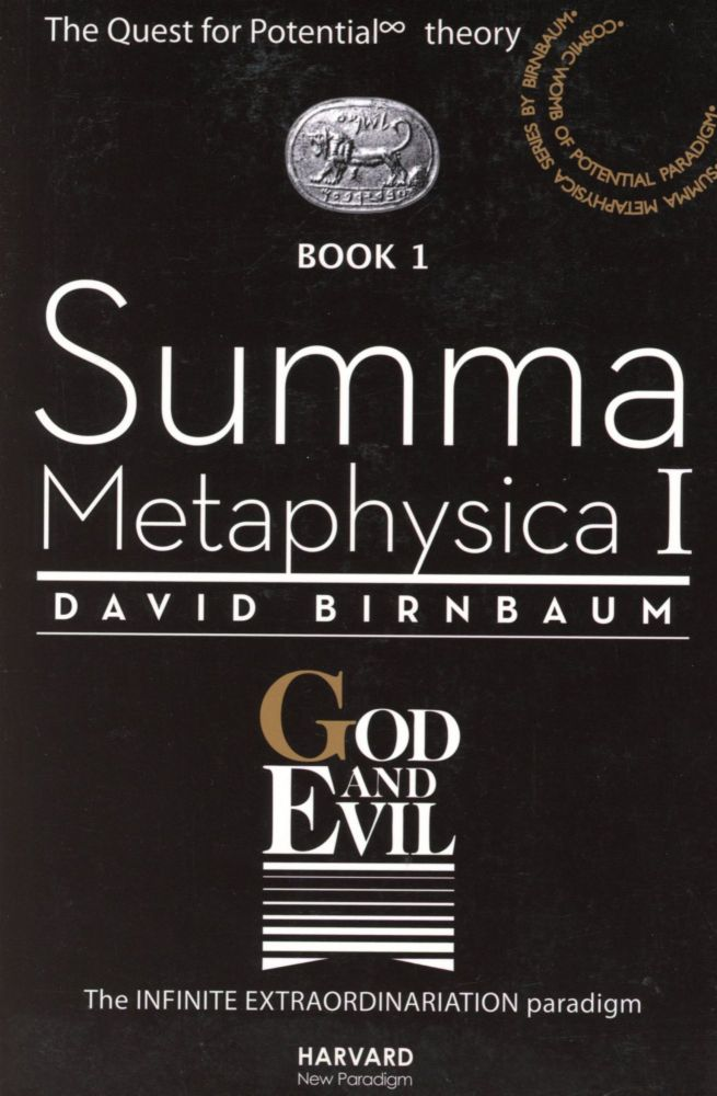 Summa: Metaphysica [Two Volume Set]. David BIRNBAUM.