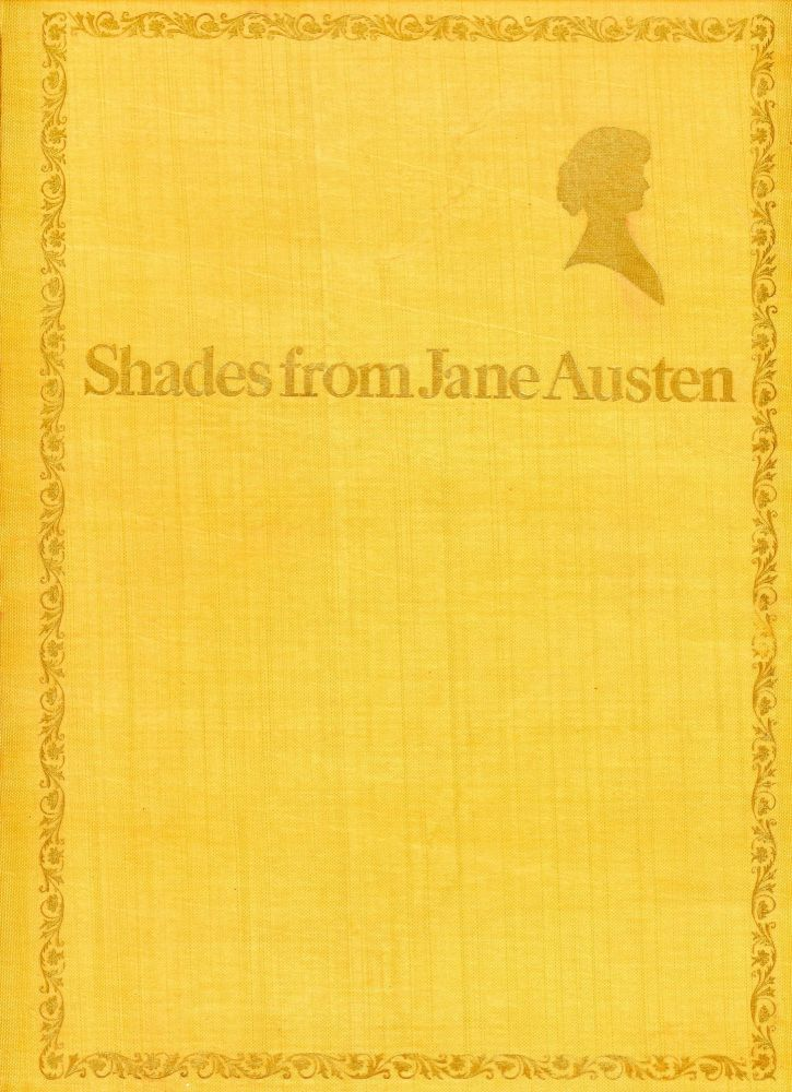 Shades from Jane Austen. Honoria D. MARSH, Author and, Contributor Peggy Hickman.