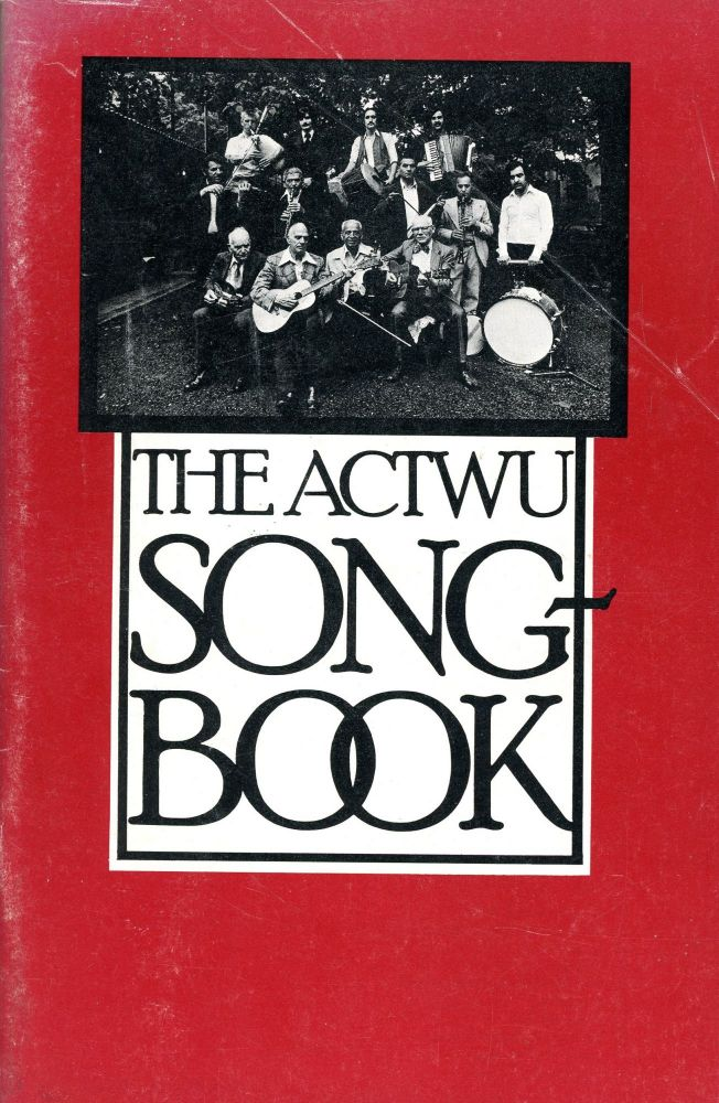 The ACTWU Song Book