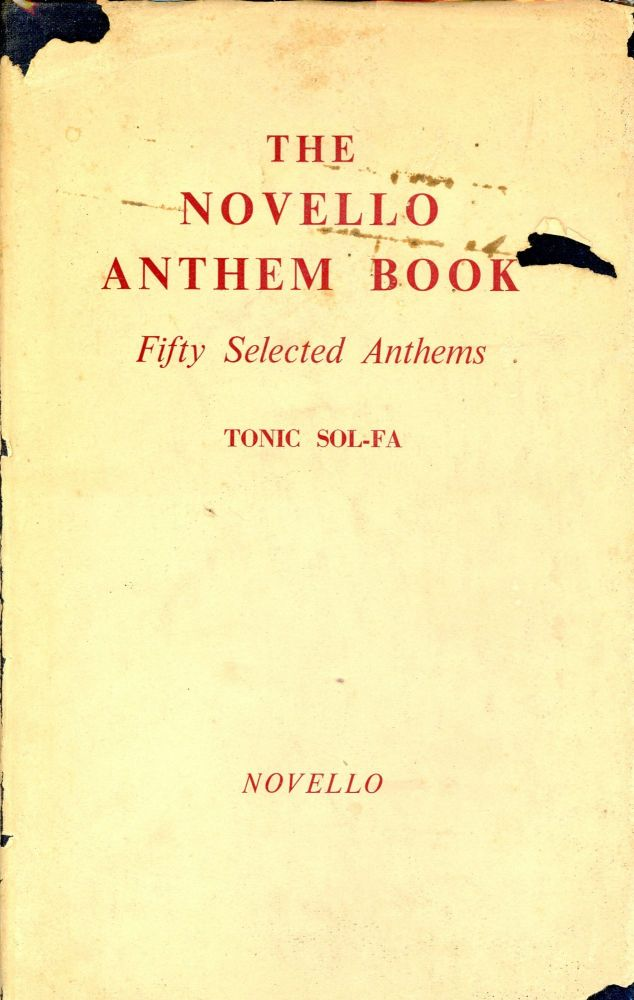 The Novello Anthem Book: Fifty Selected Anthems