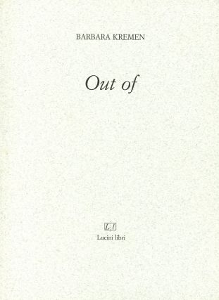 Out of. Barbara KREMEN