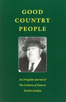 Good Country People. Arthur Mann KAYE
