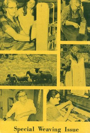 Foxfire: Volume 6, Summer–Fall 1972, Number 2/3 (Special Weaving Issue)