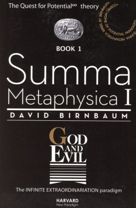 Summa: Metaphysica [Two Volume Set]. David BIRNBAUM