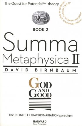 Summa: Metaphysica [Two Volume Set]