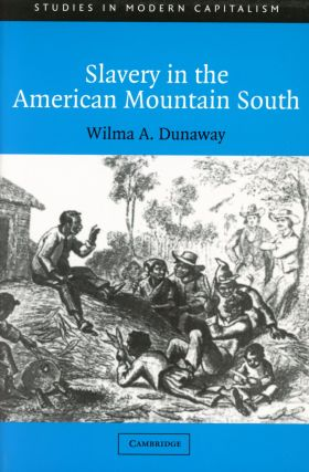 Slavery in the American Mountain South. Wilma A. DUNAWAY