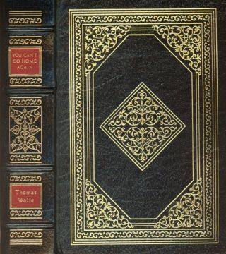 You Can't Go Home Again (Easton Press Collector's Edition). Thomas WOLFE