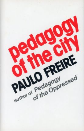 Pedagogy of the City