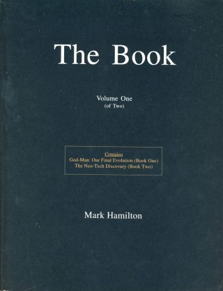 The Book [Two Volume Set]. Mark HAMILTON