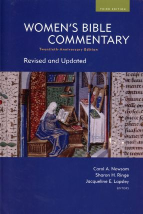 Women's Bible Commentary: Revised and Updated. Carol A. NEWSOM, Sharon H. Ringe, Jacqueline E....