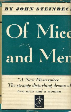 Of Mice and Men. John STEINBECK