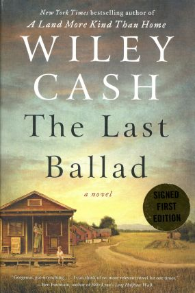 The Last Ballad. Wiley CASH