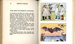 Aesop's Fables Told to the Children