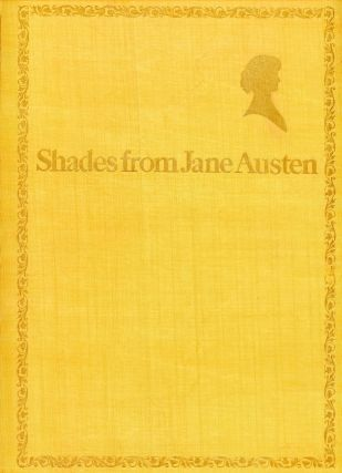 Shades from Jane Austen. Honoria D. MARSH, Author and, Contributor Peggy Hickman