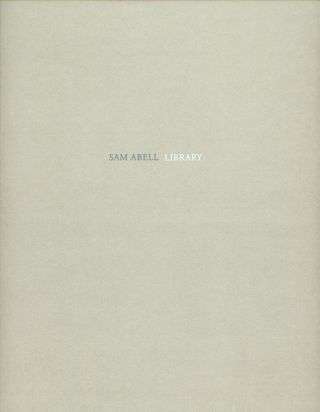 Sam Abell: Library [Four Volume Set]. Sam ABELL