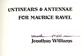 Untinears & Antennae for Maurice Ravel