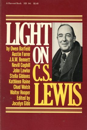 Light on C. S. Lewis. Owen BARFIELD