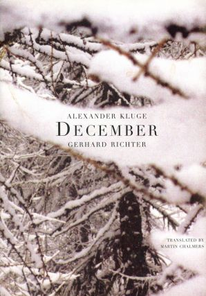 December. 39 Stories. 39 Pictures. Alexander KLUGE, Gerhard Richter