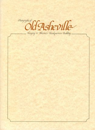 Photographs of Old Asheville Hanging in Akzona's Headquarters Building