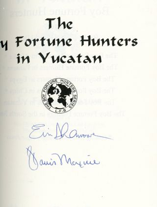 The Boy Fortune Hunters in Yucatan