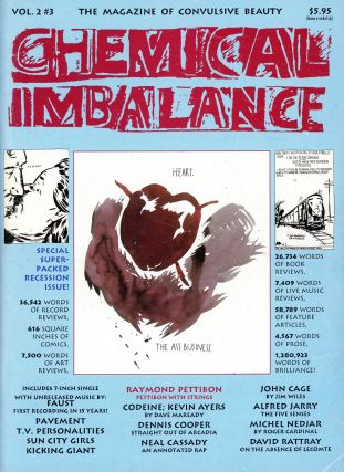 Chemical Imbalance: The Magazine of Convulsive Beauty, Vol.2 #3. Michael J. McGONIGAL, Publisher,...